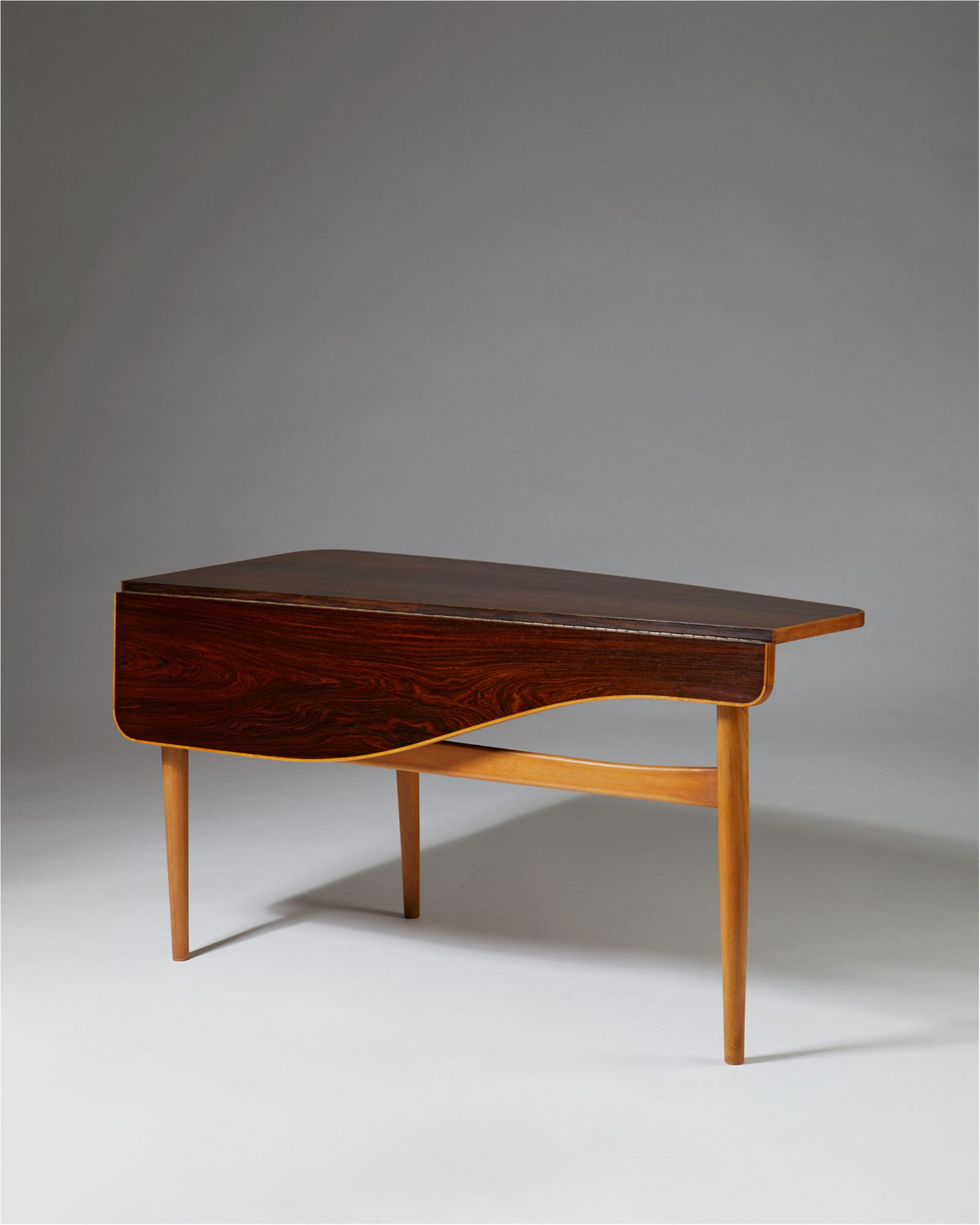 Fabulous Occasional Table Designed By Finn Juhl For Bovirke Pabps2019 Chair Design Images Pabps2019Com