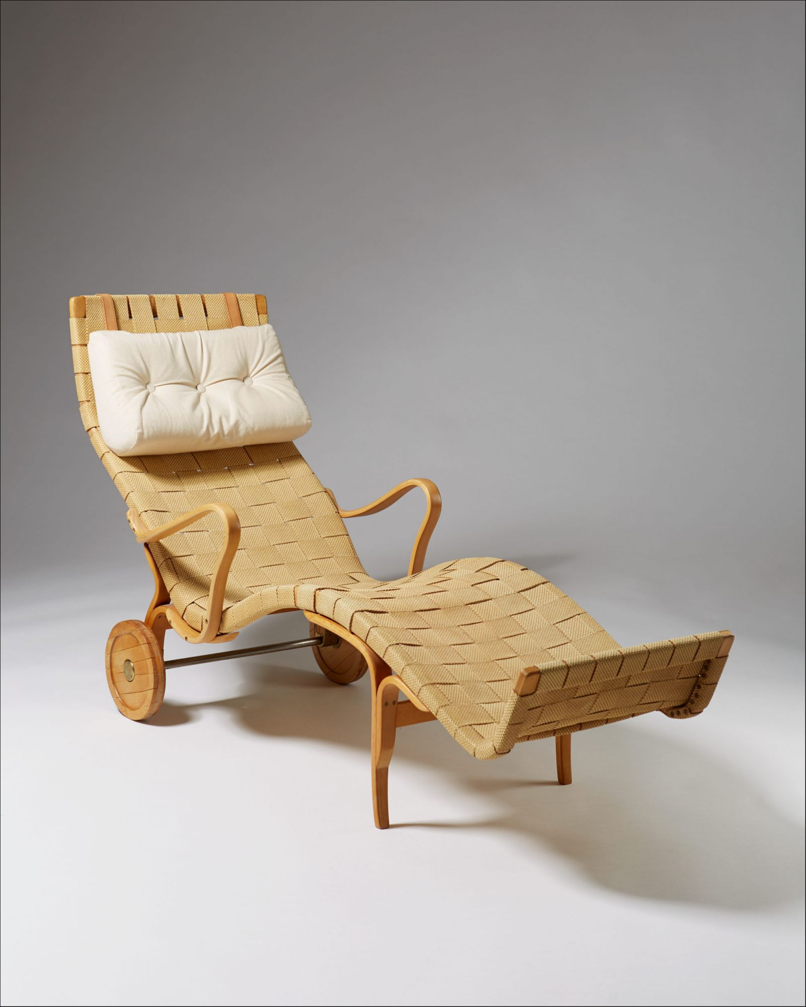 By 1940's For Bruno Mathsson MathssonSweden Chaise Longue Karl bvf6gIyY7