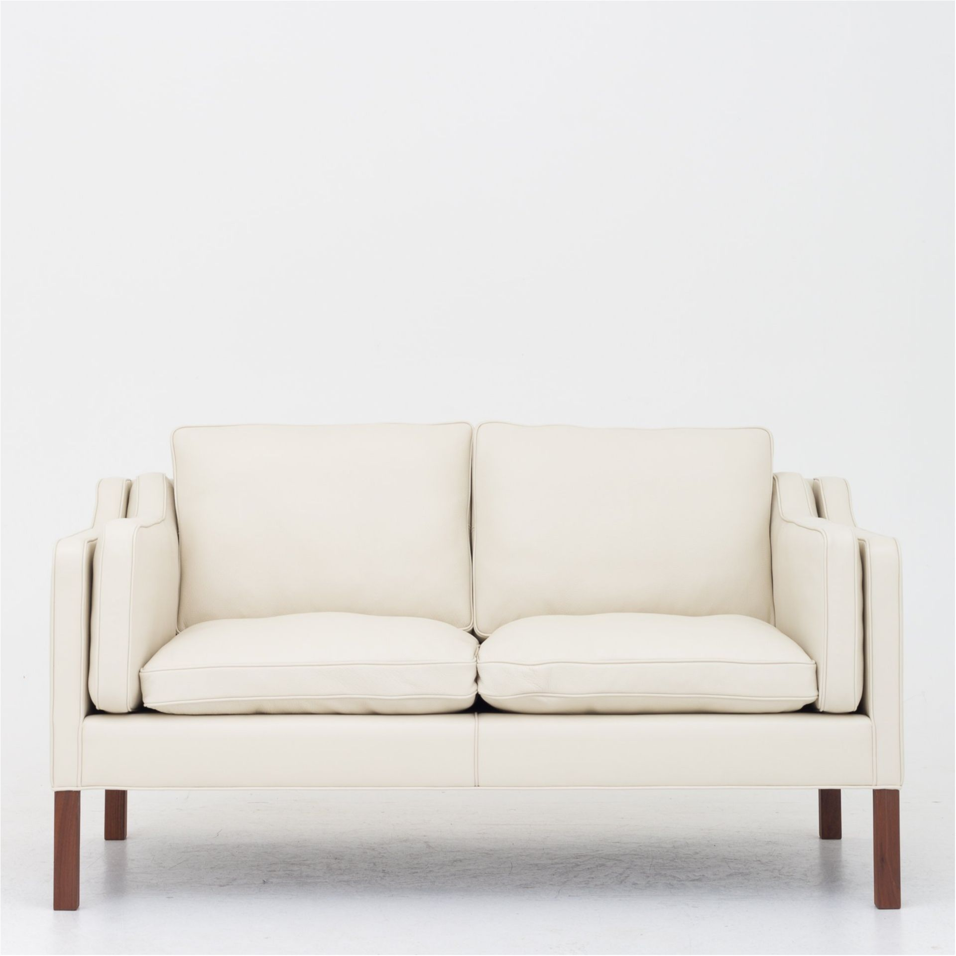 Picture of: Bm 2212 Reupholstered Sofa