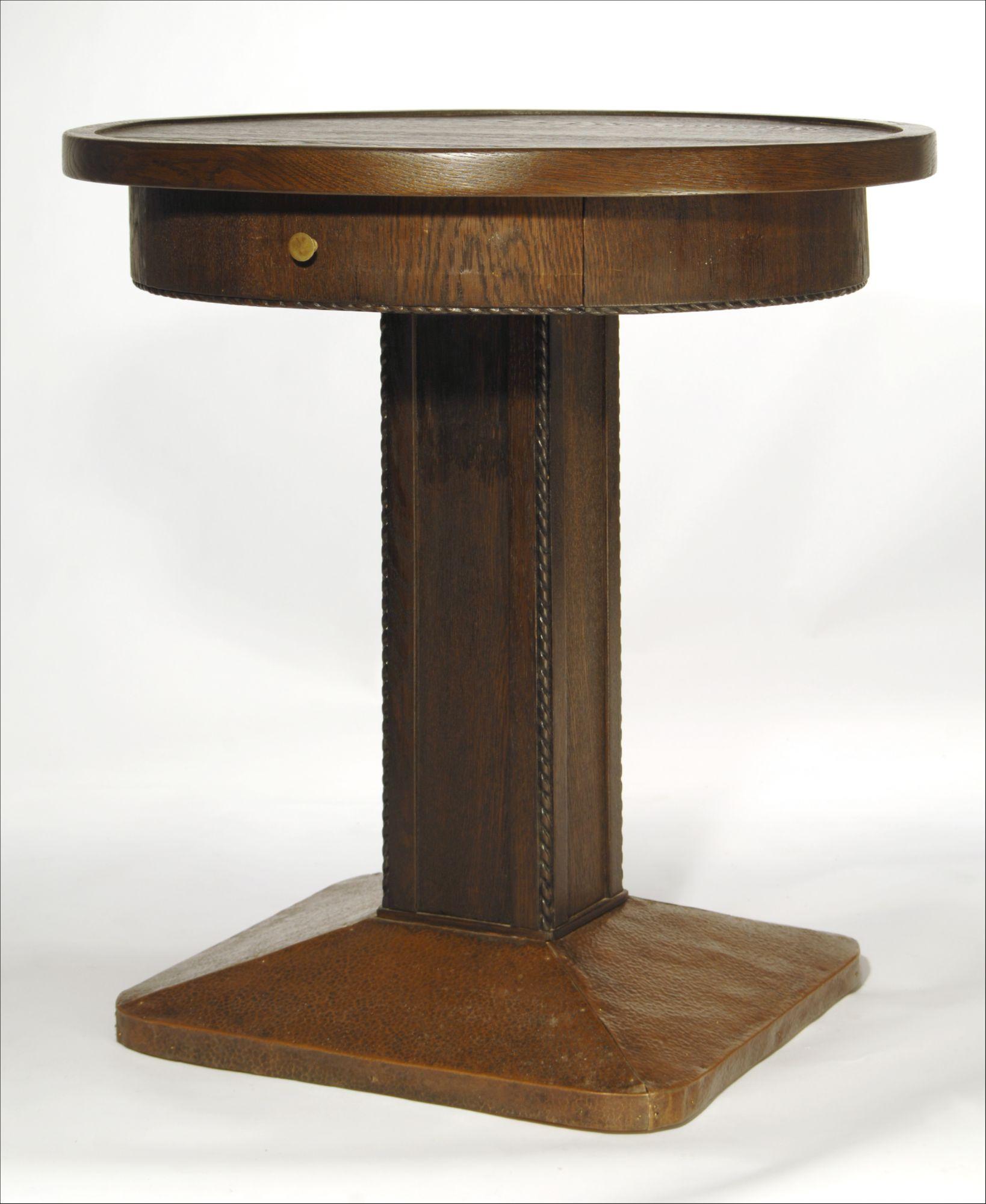 Wondrous Art Nouveau Table Circa 1905 Austro Hungarian Download Free Architecture Designs Photstoregrimeyleaguecom