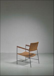 L Anfora Rattan Amphoren Lounge.Artorigo Mid Century Modern Wood Chair Tk T1184