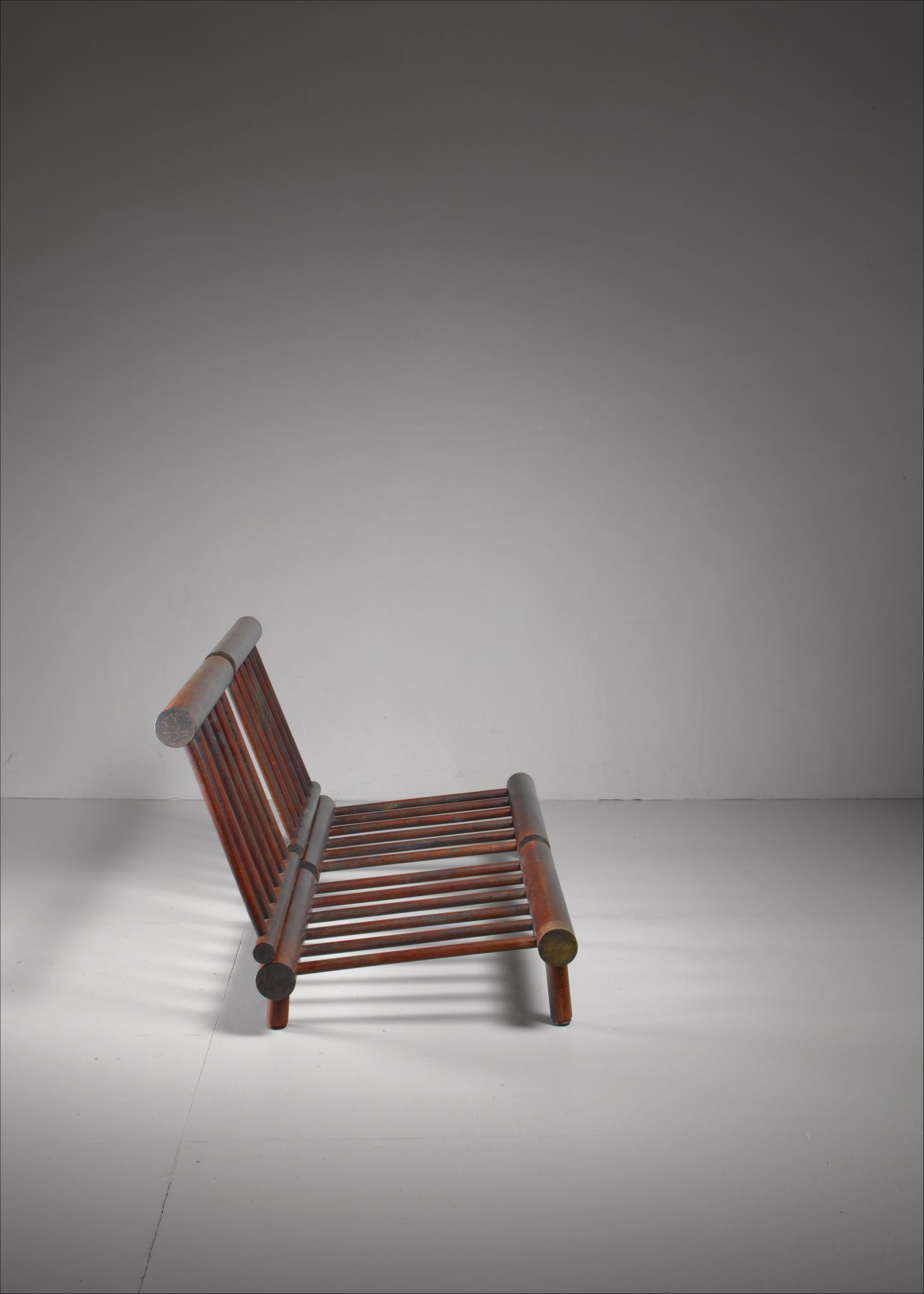 Remarkable Charlotte Perriand Pair Of Low Lounge Chairs France 1968 Inzonedesignstudio Interior Chair Design Inzonedesignstudiocom