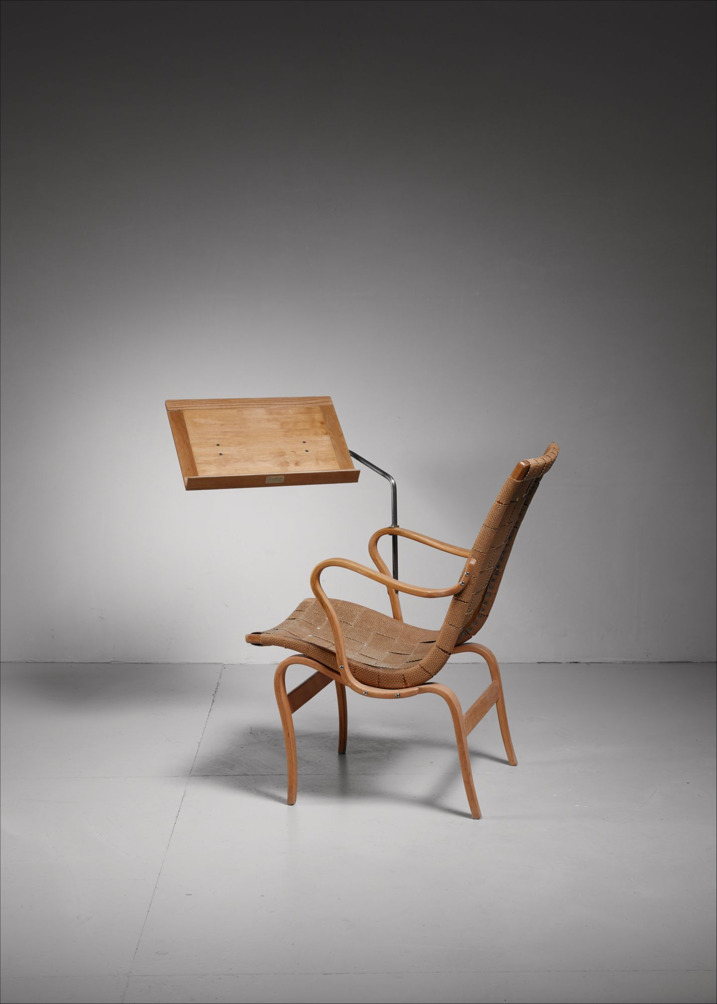 Cool Bruno Mathsson Reading Chair Eva With Ottoman Sweden 1940S Andrewgaddart Wooden Chair Designs For Living Room Andrewgaddartcom