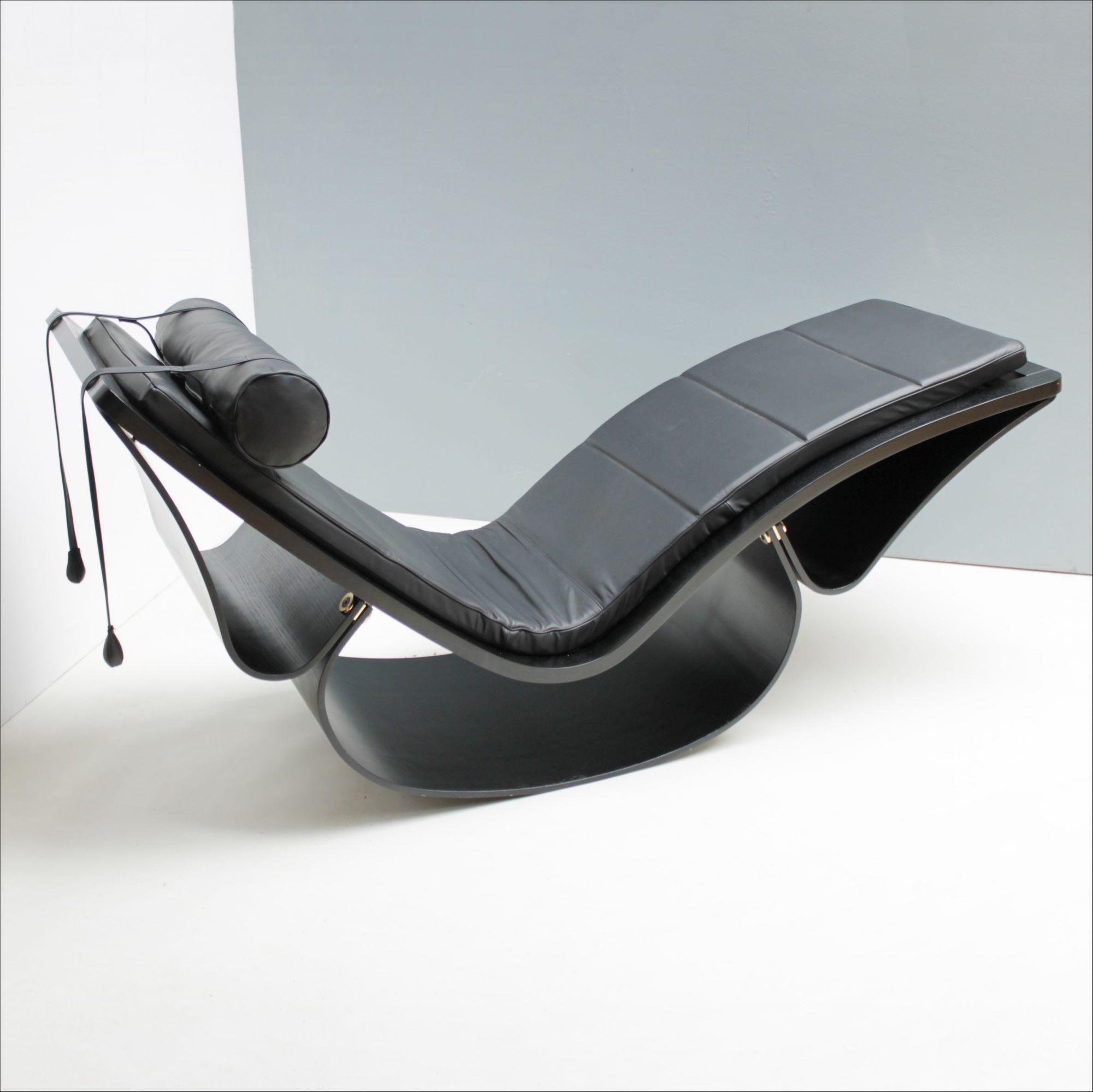 Lounge Chair Rio By Oscar Niemeyer For Fasem International