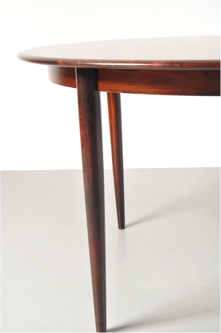 Superb 1960S Two Leaf Extendable Dining Table By Arne Vodder For Gmtry Best Dining Table And Chair Ideas Images Gmtryco