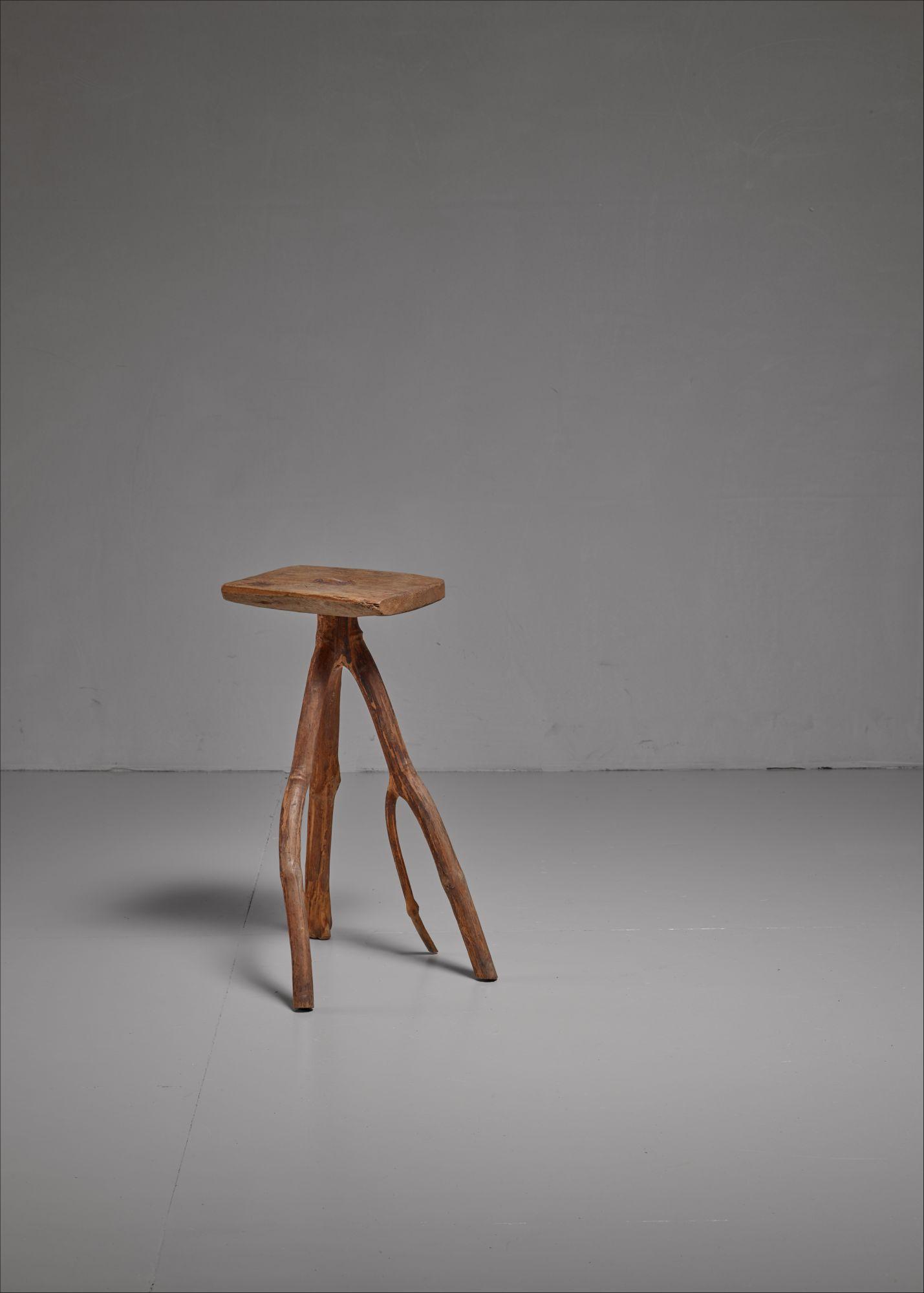 Superb Fernando Da Ilha Do Ferro Craft Stool Brazil Pabps2019 Chair Design Images Pabps2019Com