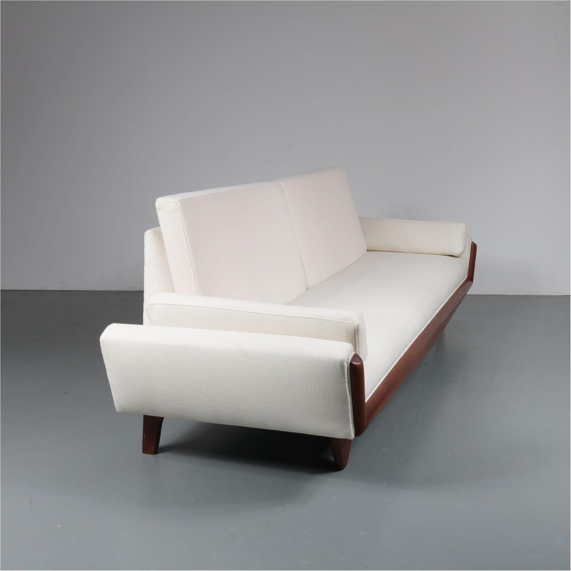 Stupendous Adrian Pearsall Gondola Sofa For Craft Associates Usa 1960S Creativecarmelina Interior Chair Design Creativecarmelinacom