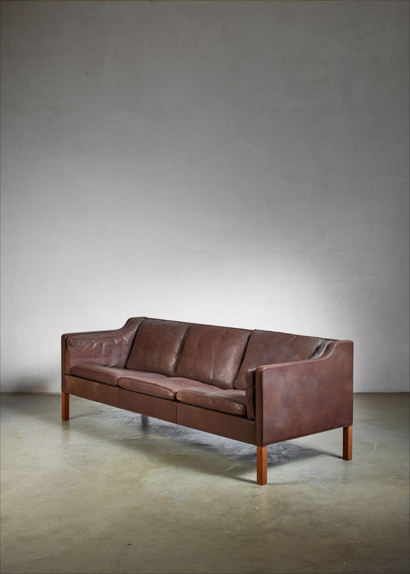 Borge Mogensen Sofa For Fredericia