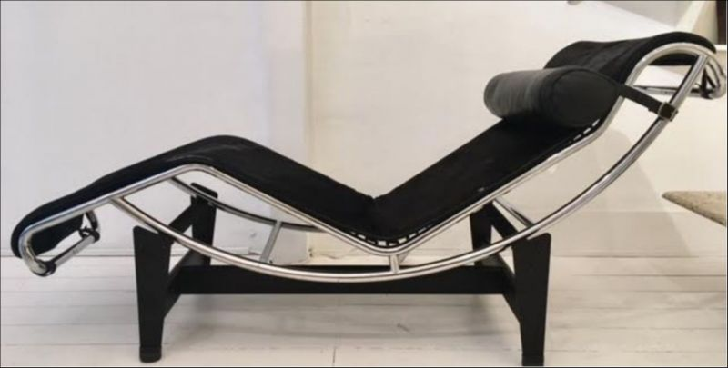 Amazing Lounge Chair Model Lc4 By Charlotte Perriand Le Corbusier Pdpeps Interior Chair Design Pdpepsorg