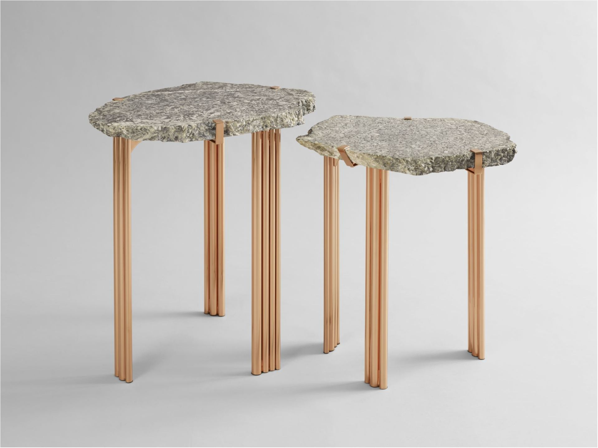 Pathway Side Tables By Taher Chemirik